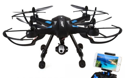 JJRC-H26WH-Quadcopter-2-4G-FPV-4CH-6-Axis-Gyro-RC-Quadcopter-RTF-Drone-Profissional-Drone